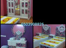New Bedrooms - Beds available for sale in Dammam