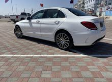 Mercedes Benz C 300 car for sale 2016 in Muscat city
