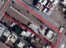 ارض للبيع 7600 م  دمشق سوريا على طريق قطنا عند قوس مدينة جديدة مع جديدة عرطوز