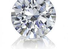 فص الماس طبيعي غير معالج