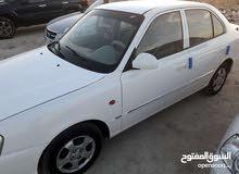 White Hyundai Verna 2012 for sale