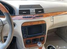Mercedes Benz S350 car for sale 2003 in Abu Arish city