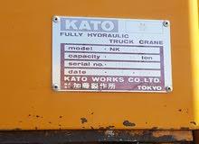 كرين كاتو 55  طن kato crane 55 ton for sale