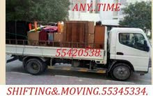 transport house shifting moving carpentar with truck&pick services call55420538