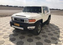 km mileage Toyota FJ Cruiser for sale