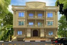 شقة بفيلات الياسمين خلف نادي بتروسبورت