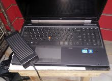 laptop hp workstation 8560w core i7