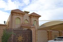 House for rent in Ajman - Al Rawda