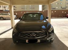 Authorized Agent Maintained Infiniti FX35 (YK Almoayyed) for sale