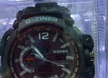 ساعات جي شوك ضد الماء غطاس فقط90