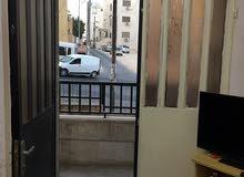 University Street neighborhood Amman city - 105 sqm apartment for rent