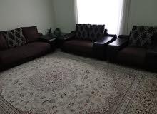 Living Room Furniture + Rug