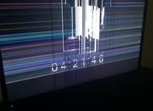شاشة هام 42 بوصه مكسورة