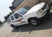 Gasoline Fuel/Power   Nissan Pickup 2012