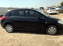 Nissan tiida 2009 NOV in good condition for sale