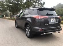 For sale 2018 Grey RAV 4