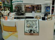 Stylish Food Kiosk