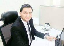 رئيس حسابات خبرة 10 سنوات عملت بشركات كبرى فى المملكة السعودية