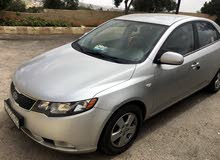 Automatic Silver Kia 2013 for rent