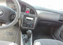 Automatic Silver Hyundai 2005 for sale