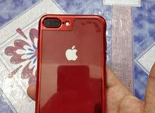 ايفون 8 بلص 64 احمر لامع