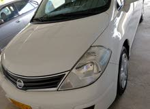 2013 Used Tiida with Automatic transmission is available for sale