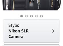 Nikon sigma 105 macro
