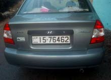 Hyundai Accent 2005 for sale in Irbid
