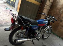 New Suzuki motorbike directly from the owner
