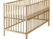 سرير أطفال للبيع جديد