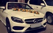 Mercedes Benz C 200 in Amman for rent