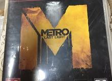 لعبة Metro last light نظيف