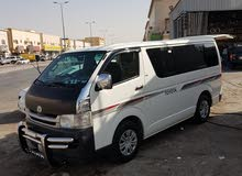 Gasoline Fuel/Power   Toyota Hiace 2009