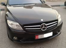 Mercedes CL500 Coupe'Model 2007 very good condition