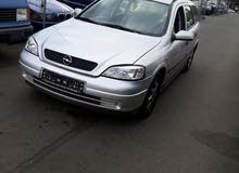 Available for sale! 0 km mileage Opel Astra 2001