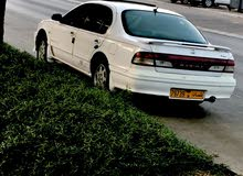 1997 Used Maxima with Manual transmission is available for sale