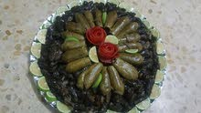مطبخ النشميات البيتي للتواصي اكلات شعبية والفلسطينية وخليجية