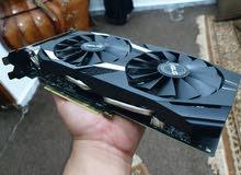 كرت شاشه  RX580  8GB  شبه جديد..تم تخفيض السعر سعر جديد حرررق