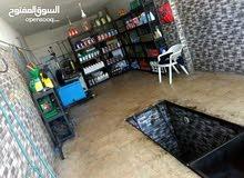 محطة غسيل سيارات ودراي كلين للبيع في بني كنانه