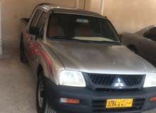 Manual Mitsubishi 2005 for sale - Used - Ibri city