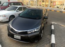 2015 xli Toyota Corolla for sale