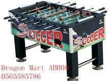 FOOTBALL TABLE SCOOTER FOOSBALL TABLE