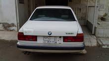 Bmw e32 735i 1993