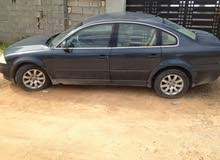 Grey Volkswagen Passat 2004 for sale