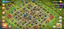 tawn 12 Clash of clans