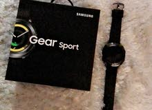 ساعة Gear sportالذكيه اخر اصدار
