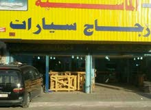 محل تجاري للبيع بابين الزرقاء ش المصفاه مقابل سلطة المياه للجادين الاتصال