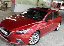 Mazda3 huchback Full option 55000 last price1
