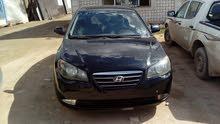 Hyundai Elantra 2009 For sale - Black color