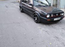 Volkswagen Golf car for sale 1995 in Amman city